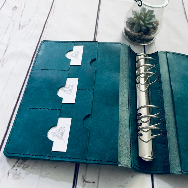 A5 ringed journal/ planner