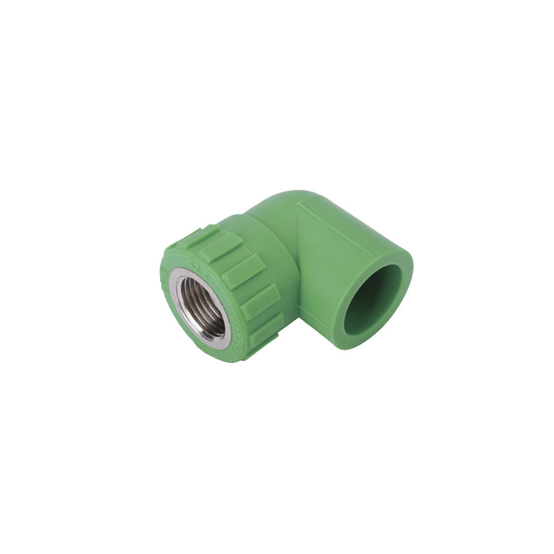 PPrC Female Elbow 25mm x 1/2 inch