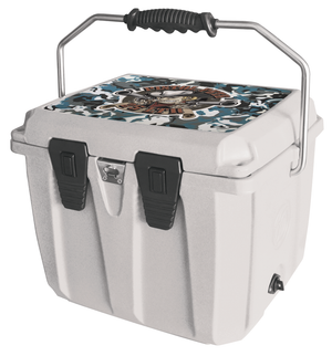 Pistol Pete 25L Cooler - Winter Camo