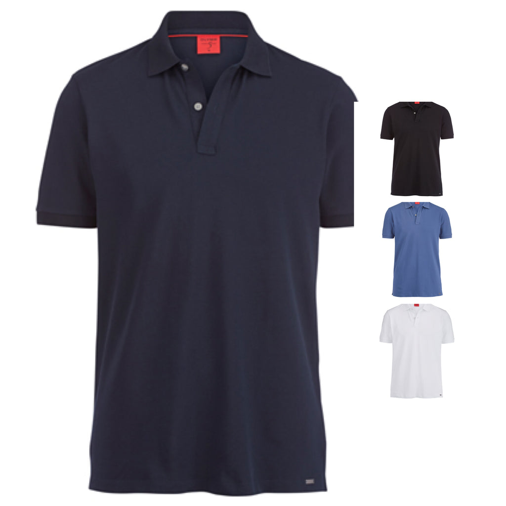 OLYMP Level Five 5 Polo,body fit,Poloshirt versch. Farben,7500/12/ orig. Neuware