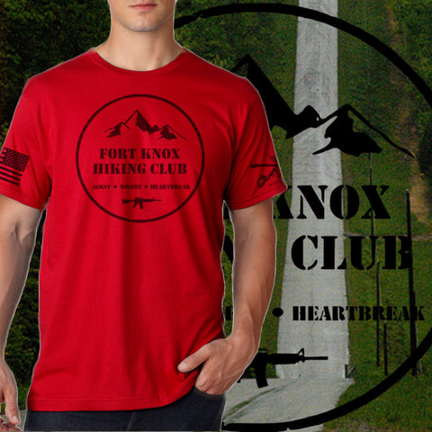 Fort Knox Hiking Club