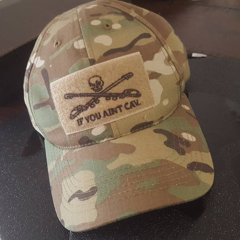 If You Ain't Cav Multicam Hat