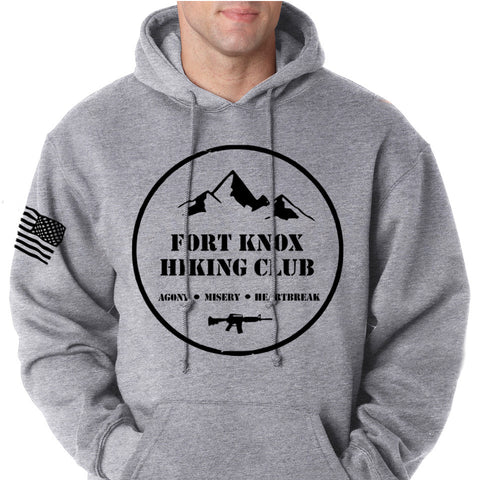 Fort Knox Hiking Club - Hoodie