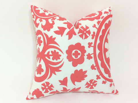 Cushion - Coral antique