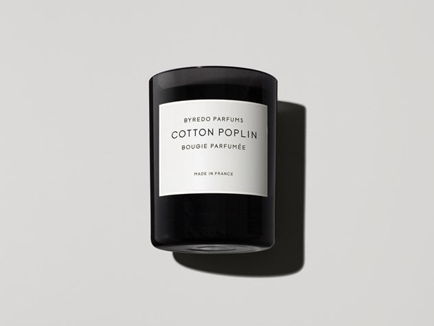 Byredo Candle - Cotton Poplin