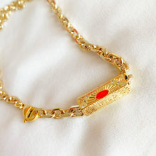 Load image into Gallery viewer, Wild - Gold Plated Necklace
