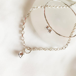 Satellite - Sterling Silver Necklace