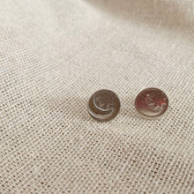 Load image into Gallery viewer, Mystify - Sterling Silver Studs