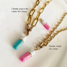 Load image into Gallery viewer, Gold Plated Chains - For Charms