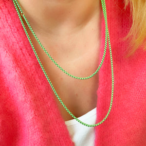 Neon Fun - Layering Chain