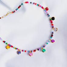 Load image into Gallery viewer, Gemstone & Gold - Necklace