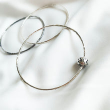 Load image into Gallery viewer, Sterling Silver Bangles