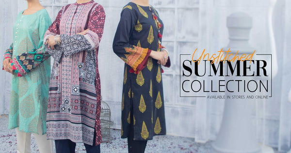 Top 5 Best Selling Unstitched Clothing Designs on Rafia.pk