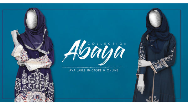 5 ABAYAS TO CHOOSE FROM RAFIA.PK THIS RAMADAN 2021