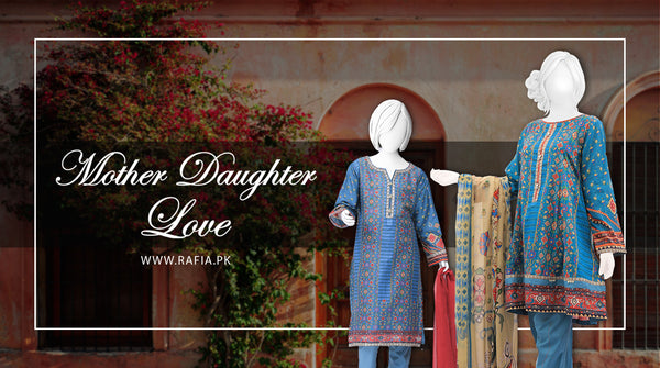Young Girls' Designer Dresses on Rafia.pk