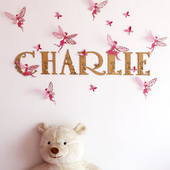 3D Fairies Wall art