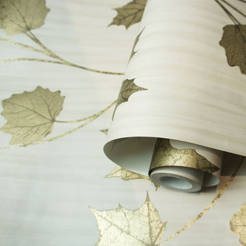 Maple Beige Wallpaper