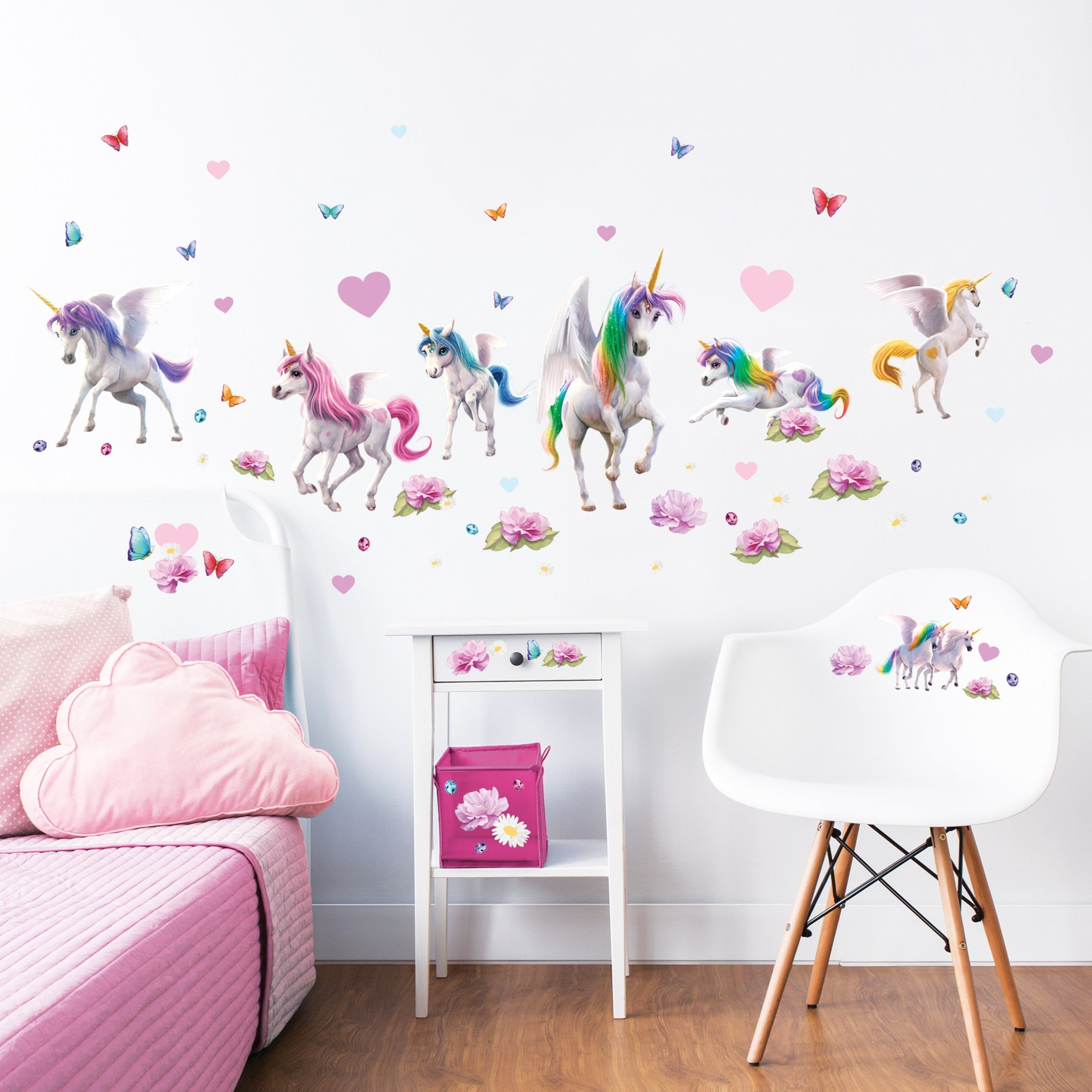 Magical Unicorns Wall Stickers