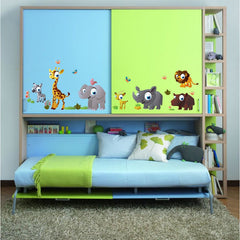 Afritoons vinyl wall stickers