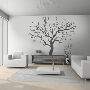 Bushwillow Tree - Vinyl wall sticker
