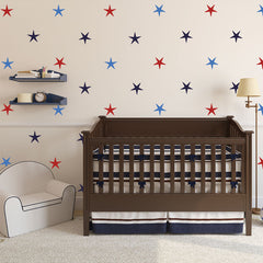 Nautical stars - Vinyl wall patterns