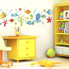 Under the Sea vinyl wall stickers