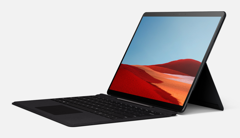 Surface ProX E 16GB 256GB LTE  Commercial Black