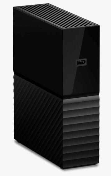 MY BOOK 12TB BLACK AUS/NZ
