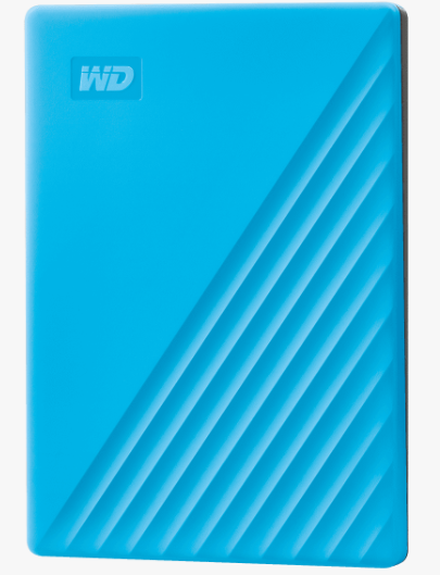 MY PASSPORT 4TB BLUE WORLDWIDE