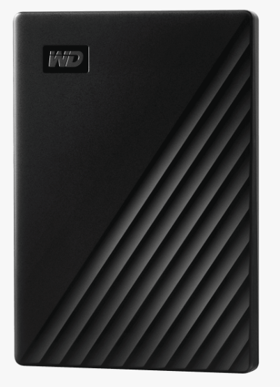MY PASSPORT 2TB BLACK WORLDWIDE