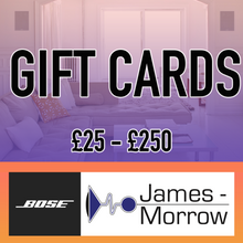 Load image into Gallery viewer, Bose Glasgow Gift Cards