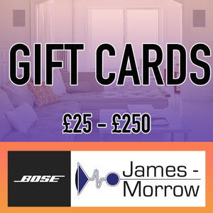 Bose Glasgow Gift Cards