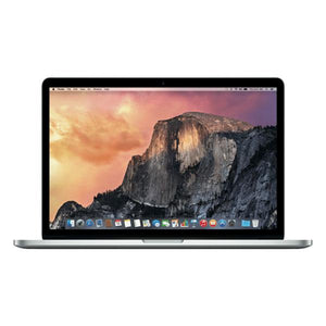 "Apple MacBook Pro Retina 15"" 2.2GHz 16GB 256GB - Silver"