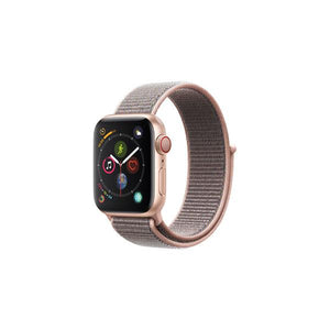 Apple Watch Series 4 GPS+Cellular - 40mm - Gold Aluminium - Pink Sand Sport Loop