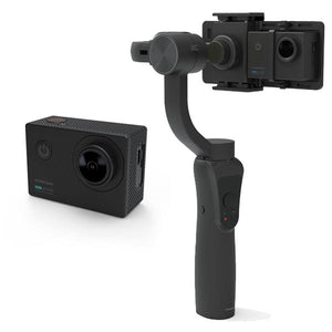 KAISER BAAS XS3 Stabiliser Gimbal + X220 Action Camera Bundle