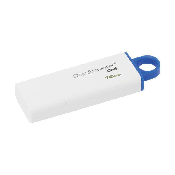 Kingston 16GB DataTraveller G4 USB 3.0 Thumb Drive