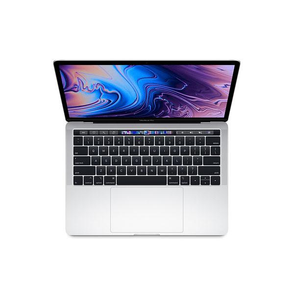 MACBOOK PRO 13-INCH TOUCH BAR - SILVER/2.4GHZ QUAD-CORE 8TH-GEN I5/8GB/256GB/INTEL IRIS PRO 655