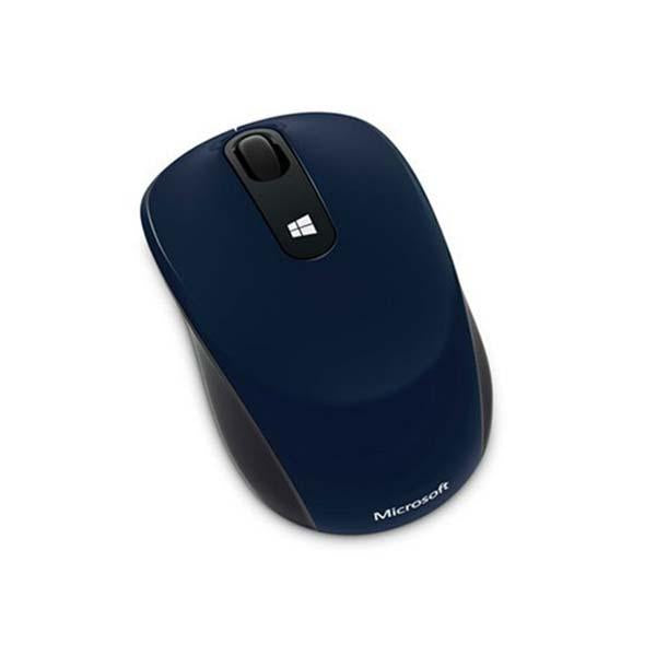 Microsoft Sculpt Mobile Mouse - Blue