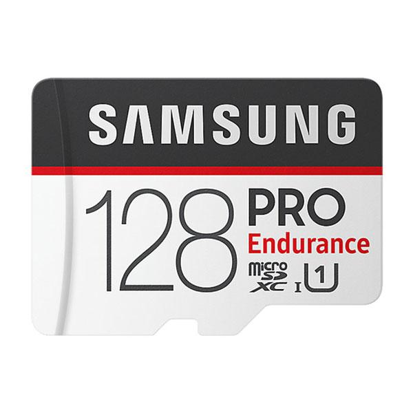 Samsung Pro Endurance Micro SD Card 128GB