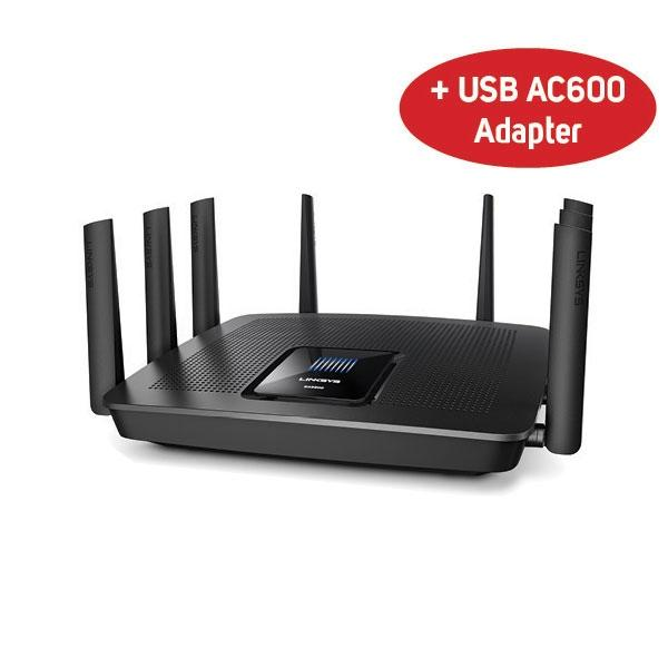 LINKSYS AC5400 Tri-Band Gigabit AC Wi-Fi