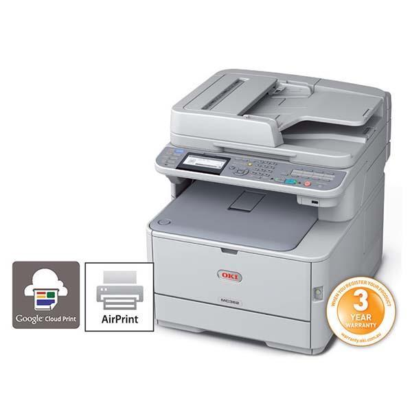 OKI MC362dnw Multi-Function Printer