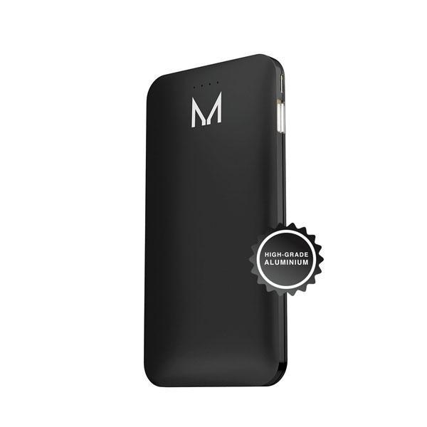 Lumo Power Bank 5000mAh - Raven Black