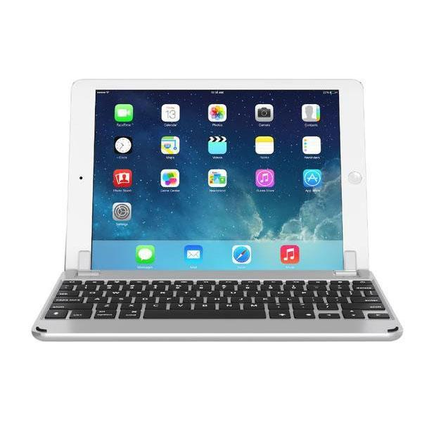 Brydge Bluetooth Keyboard for iPad Air/Air2/Pro 9.7 - Silver