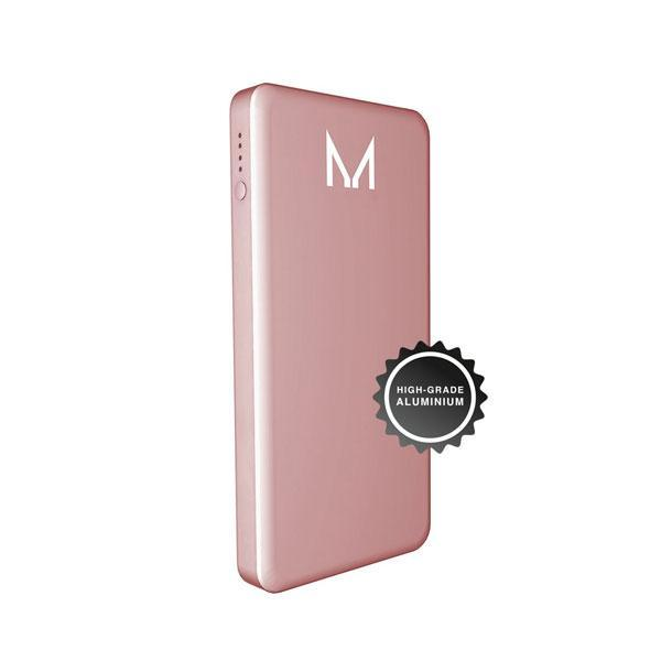 Lumo Power Bank 10000mAh - Blush Gold
