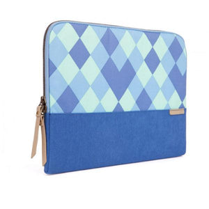 "STM Grace Sleeve 13"" - Blue Diamonds"