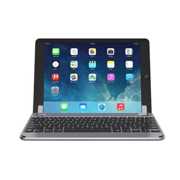 Brydge Bluetooth Keyboard for iPad Air/Air2/Pro 9.7 - Grey