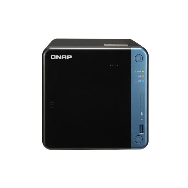 QNAP 4 Bays 2GB Storage (Diskless)