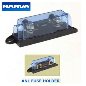 Narva In-Line ANL Fuse & Holder with Transparent Cover & 150 Amp Fuse 54417