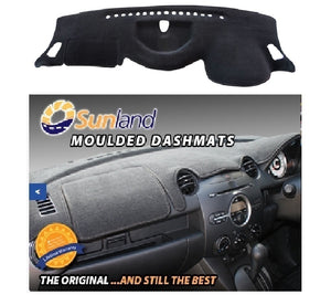 Dash Mat Moulded Charcoal for Nissan Navara D23 NP300 March 15 - On Lifetime Wty