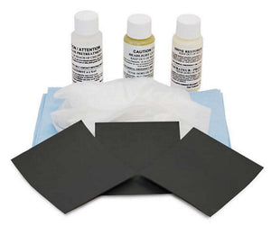 Headlight Lens Restoration Kit Restore Maintain Clean Haze UV Protection Philips
